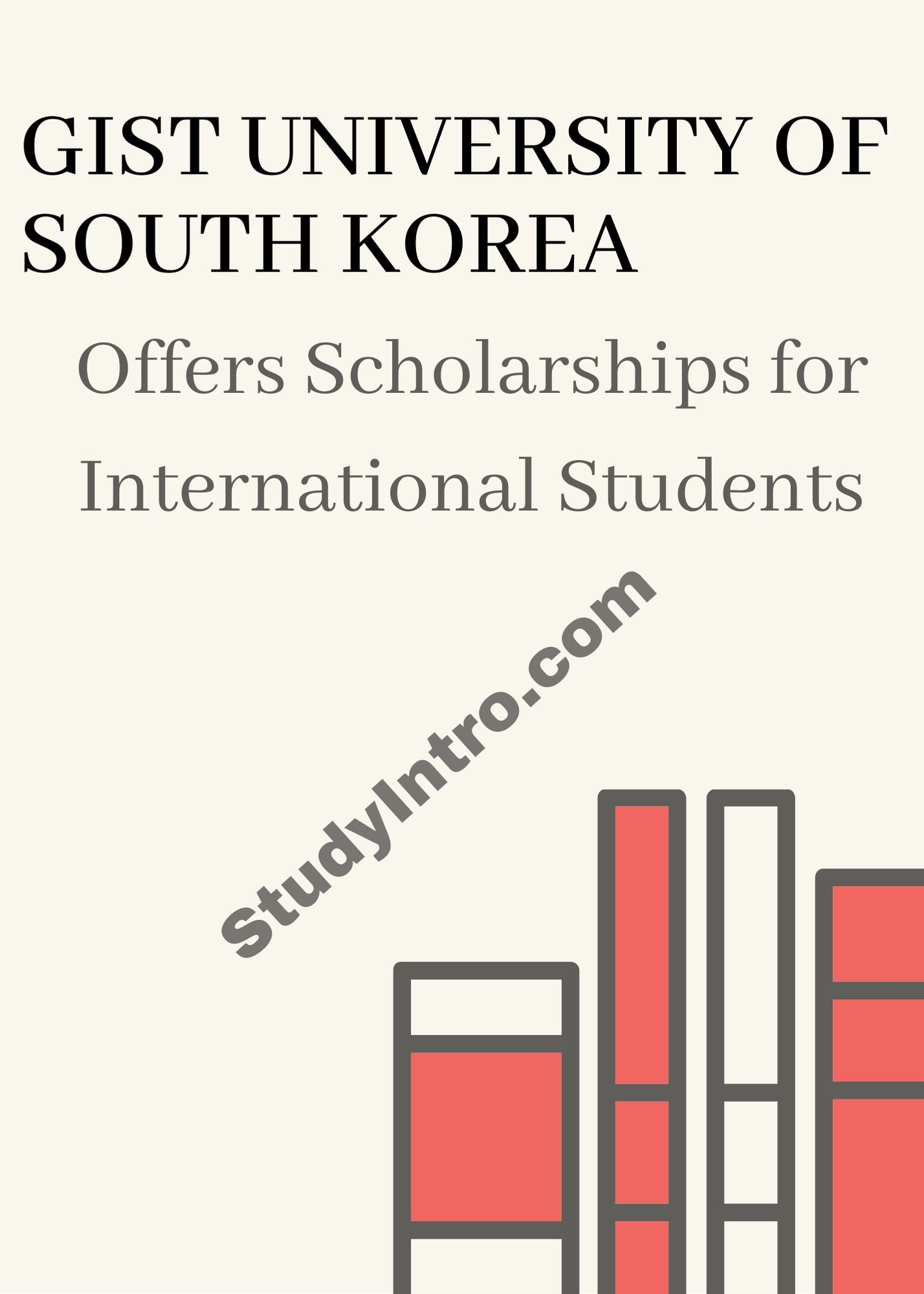 GIST university of South Korea