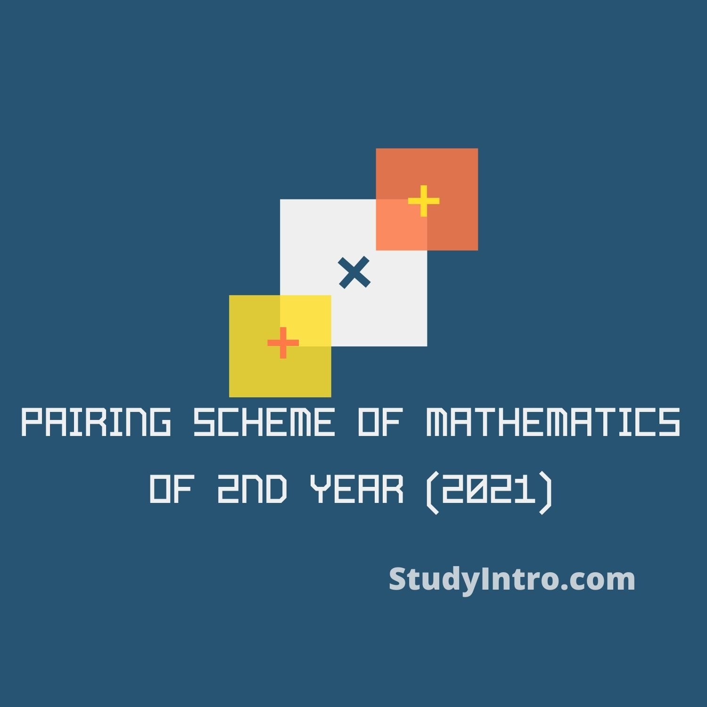 Pairing Scheme of Mathematics