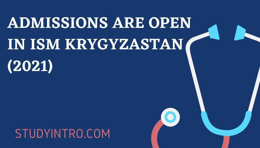 Admissions are Open
