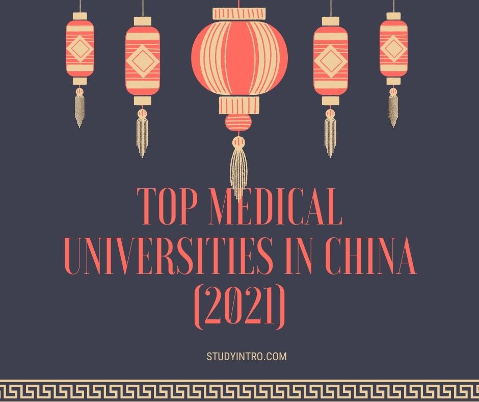 Top Medical Universities in China